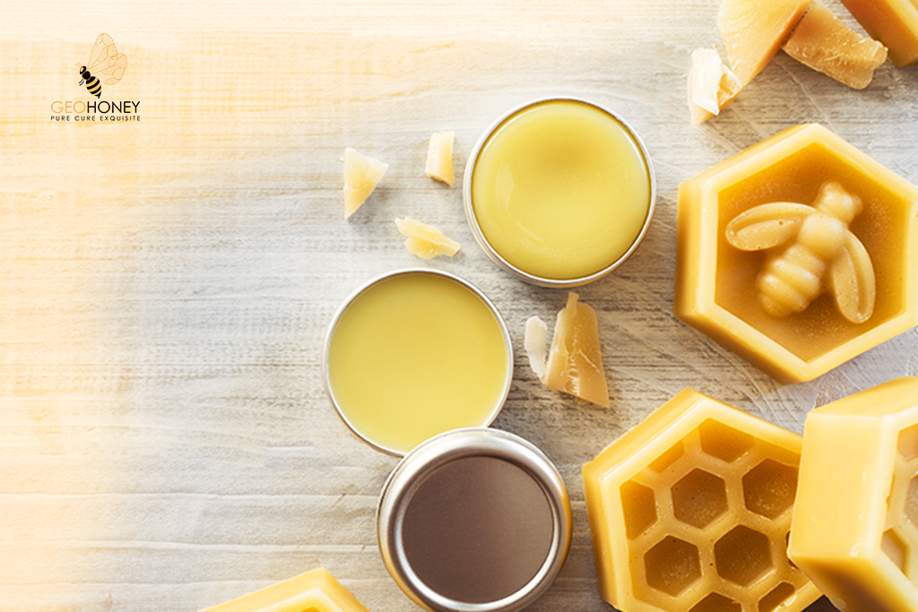 natural beeswax for skin care dubai
