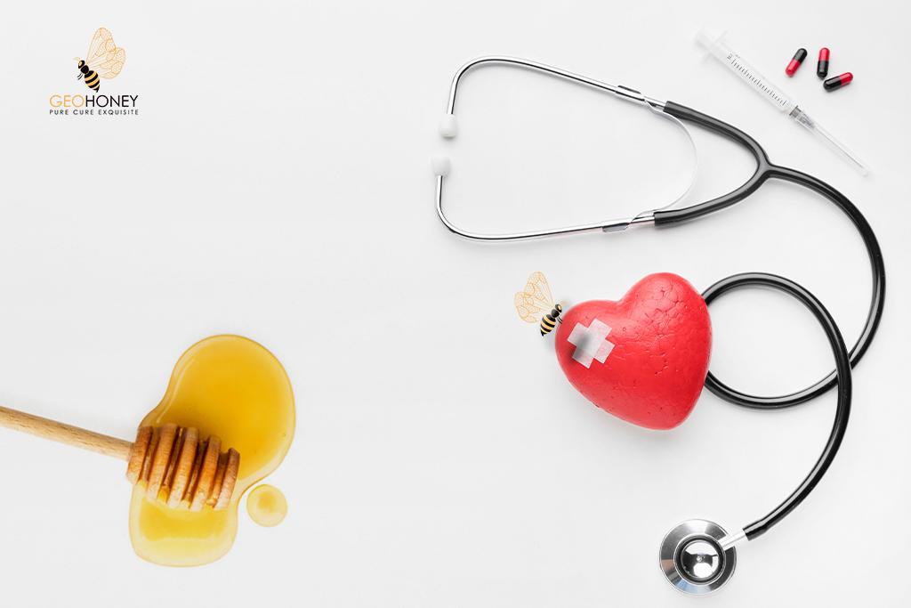 Clover Honey Good For Heart Health