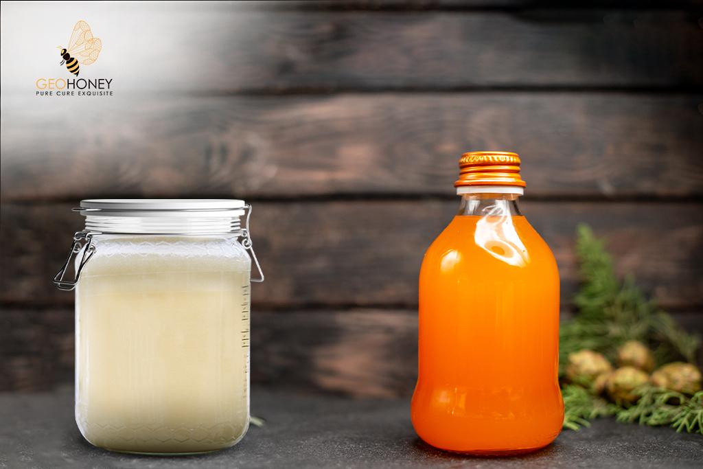 Raw & Organic Honey