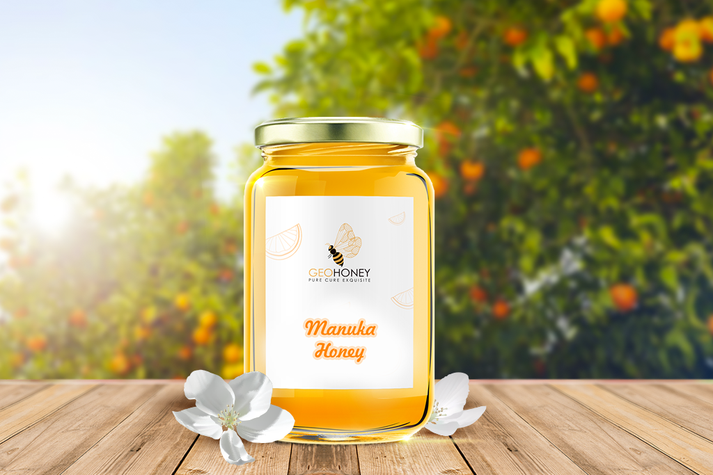 Manuka Honey - Geohoney