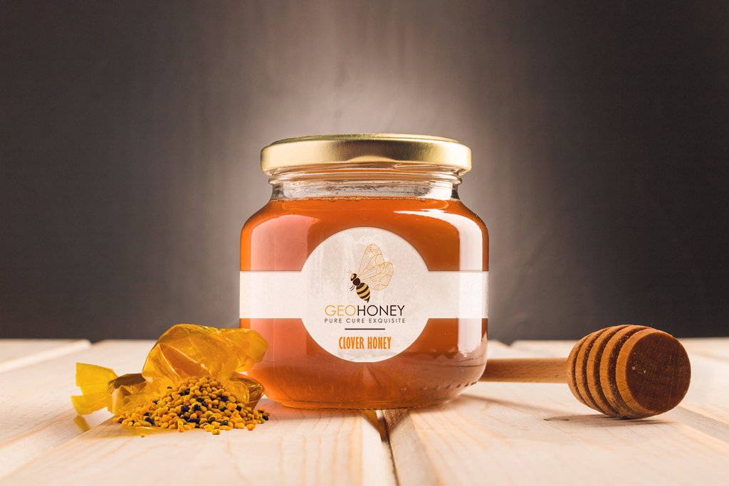 Find Out Why Clover Honey is in High Demand