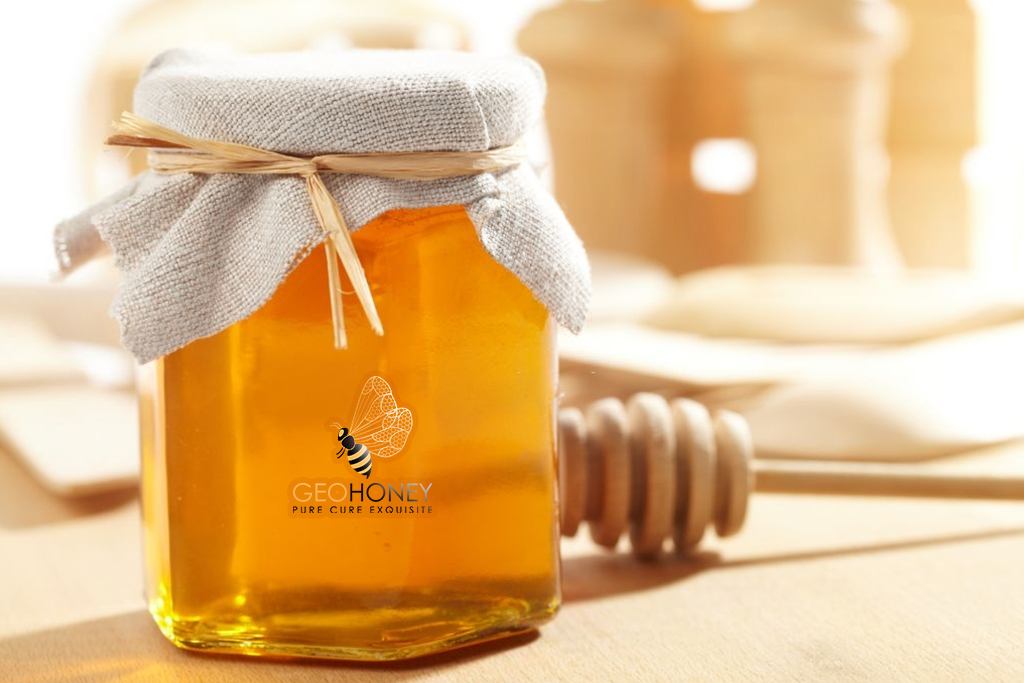 Honey for Better Immunity - Geohoney