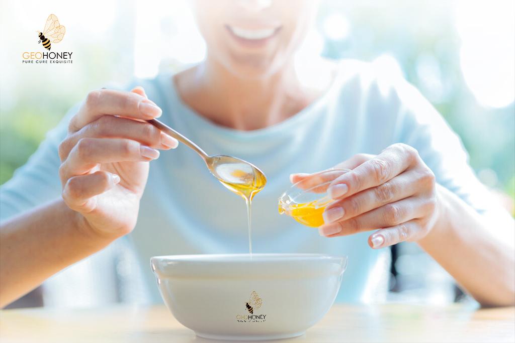 Honey In Diet