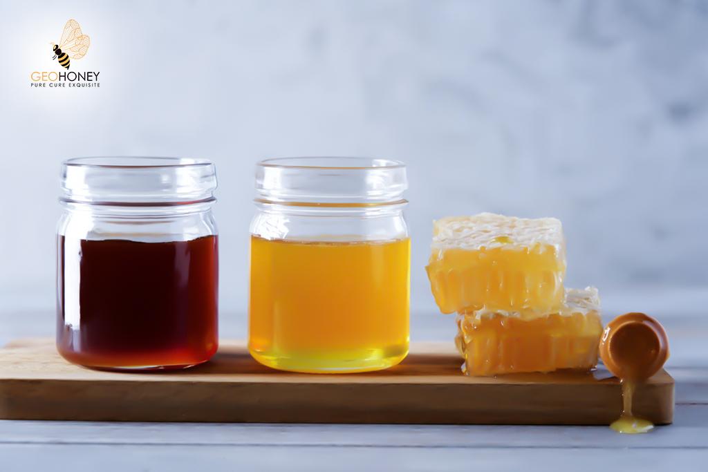 Raw and Organic Honey