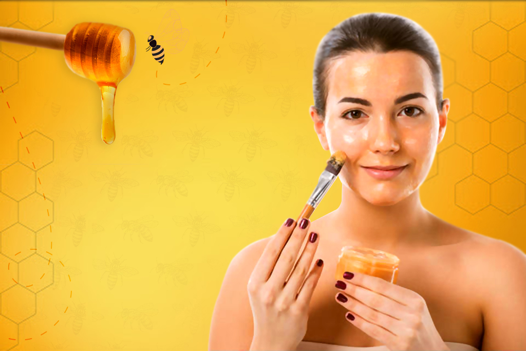 Raw Honey Masks for Oily Skin