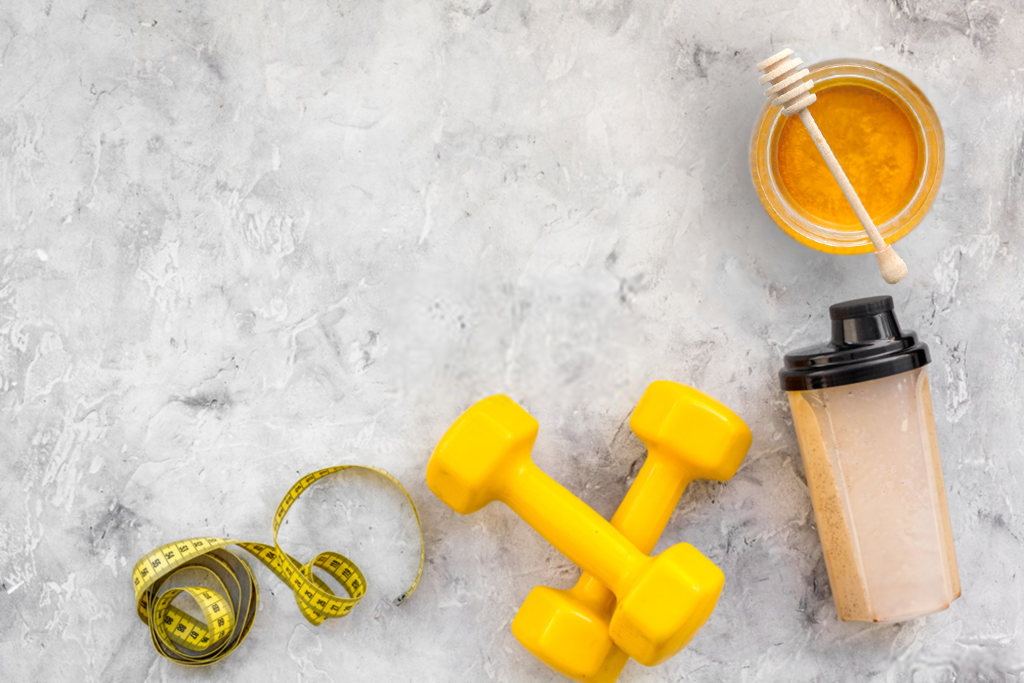 Supercharge Your Workout Regime with Honey