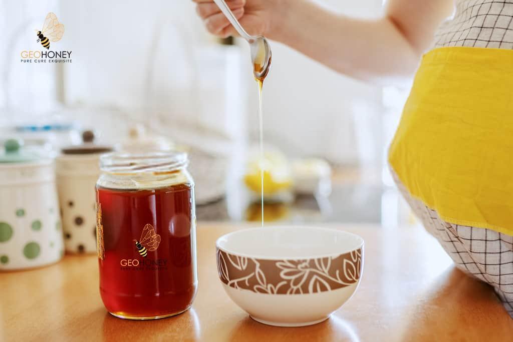 Goodness of Manuka Honey